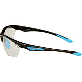 Rudy Project Stratofly Bril, black gloss/light blue photoclear